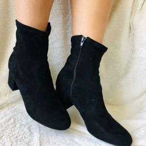 ⚠️ 50% OFF MASSINIL SUEDE OVER THE ANKLE BOOTS